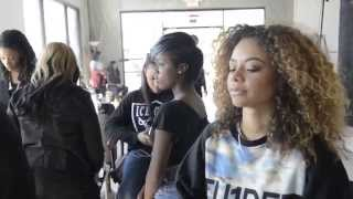 Blazin' Class Of 2015 Launch (feat. Crystal Westbrooks)