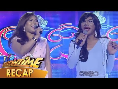 It's Showtime Recap: Miss Q & A contestants in their wittiest and trending intros - Week 29