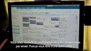Pure Informatique SpaBooker French