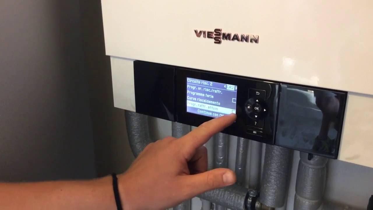 Pompa Di Calore Viessmann Vitocal 200 S Inversione Ciclo Da