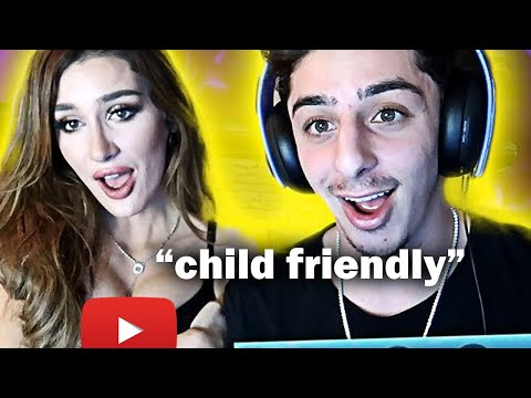Faze Rug Should Have Deleted This Video With Molly Eskam (FULL FOOTAGE)