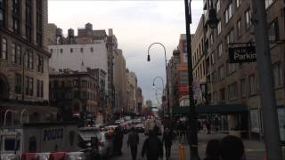 FDNY Squad 18 Responding In Midtown On West 14th Street & 6th Ave In Manhattan