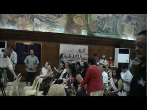 Canada loves Manila : Key to the City
