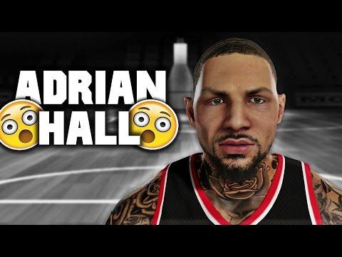 ADRIAN HALL RETURNS! NBA 2K17 MyPARK - Livestream - Breaking Ankles & Raining 3's!