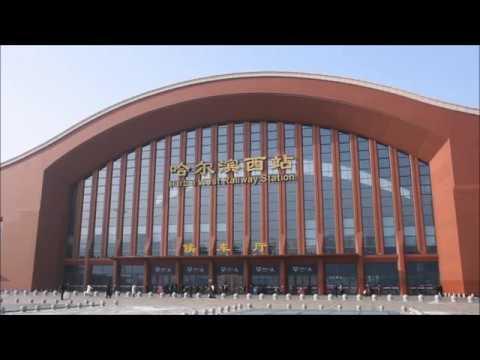 [CRH]中國高鐵CRH380BG型和諧號高鐵動車組列車 G50次列車二等座乘車記錄 China CRH380BG HSR Train no.G50 Second Class Journey