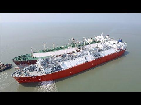 Moheshkhali Floating LNG Terminal: Bringing New Energy to Bangladesh
