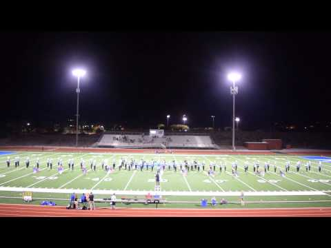 Fountain Hills High School Marching Band 2015 8th GRADE BAND DAY
