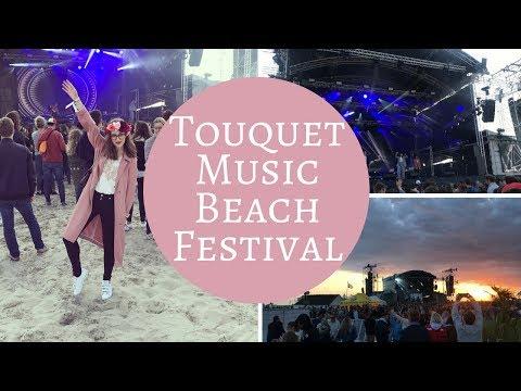 Suivez-moi au Touquet Music Beach Festival...