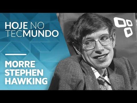 Morre Stephen Hawking, termina greve dos Correios, caminhão Tesla Semi e mais - Hoje no TecMundo