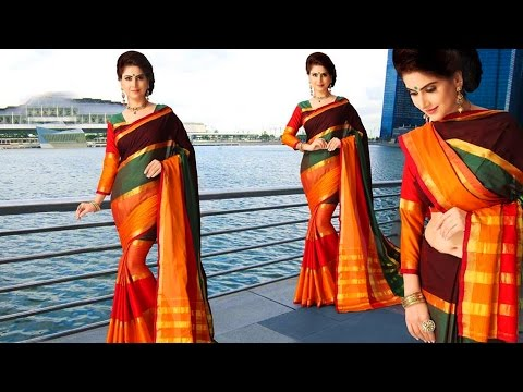 Latest Catalogue Saree Designs Part: 03