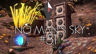 No Man's Sky #51 ,,Budowa placówki wydobywczej!''