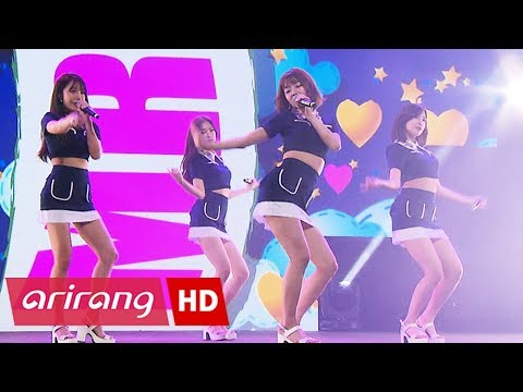 KPOP Night out in Warsaw Apink에이핑크  Mr Chu