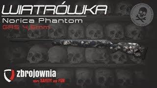 Wiatrówka - Norica Phantom GRS 4,5mm