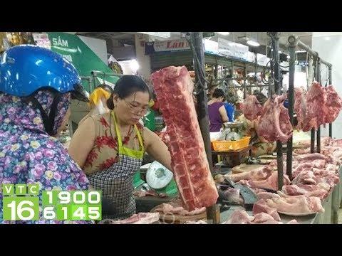 Giá thịt lợn lên 150.000 đồng/kg, người tiêu dùng lo ngại | VTC16