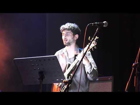 Charrua (Gabriel Estrada ) Jazz a la Calle