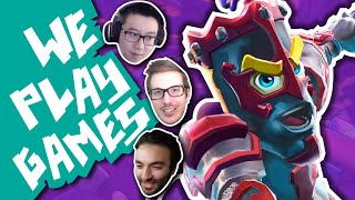 We Play Games: Dungeon Defenders Awakened - Holdin' Down the Fort Pt.1