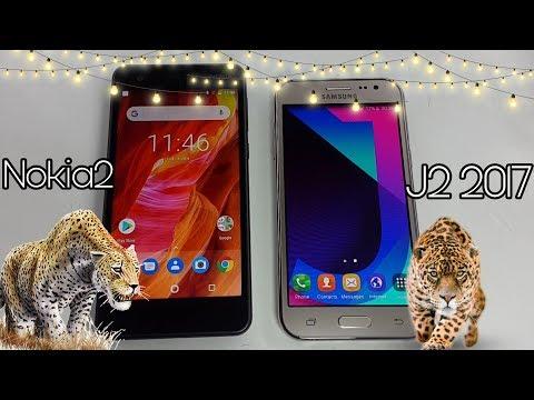 Nokia 2 Vs Galaxy J2 2017 full Comparison