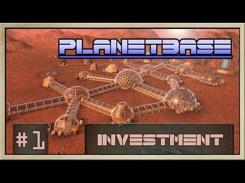 Planetbase - [The Mars Inn - Part 1] - Investment