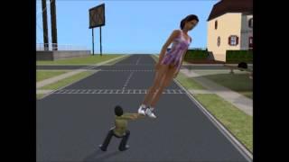 Sims 2 - Настоящий глюк 2