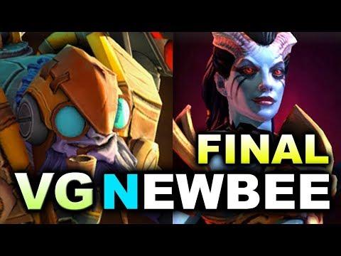 NEWBEE vs VG - GRAND FINAL - Perfect World Masters DOTA 2