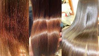 Maneira Imediata de Restauração para cabelos danificados