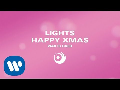 Lights – Happy Xmas (War Is Over)