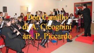 Don Camillo (arr. P. Piccardo), 20/12/2015