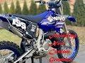 Installing New Custom Dirt Bike Graphics on 2018 YZ125
