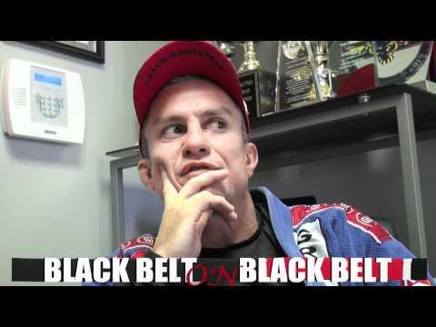 Black Belt on Black Belt: Samuel Braga with Draculino