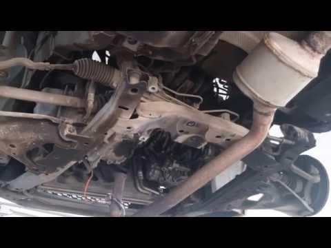 Renault Sandero/Logan : ПРОБИЛ КАРТЕР ЖЕСТЬ Ч.2