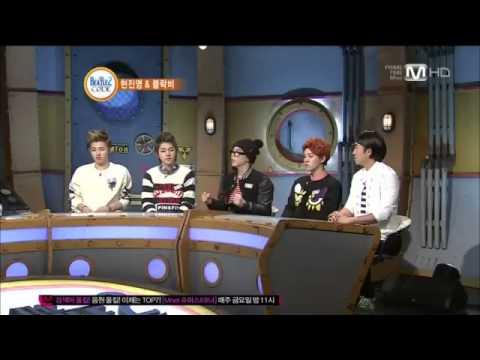 "Block B - Beatles Code [CUT] Jihoon saying ""Yoboseyo"""