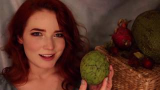 Download ASMR Trying Peculiar Fruits (Whispered) Mp3 and Videos