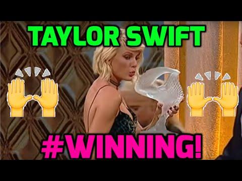 Taylor Swift wins 'Taylor Swift Award' at BMI Pop Awards!