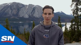 Fuelling The Future: Dylan Cozens, NHL Draft Prospect