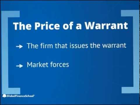 Warrants Course
