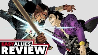 Travis Strikes Again: No More Heroes - Easy Allies Review (Video Game Video Review)