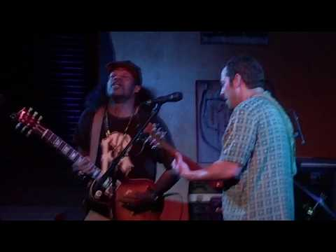 Albert Castiglia & Eric Gales/Drowning At The Bottom - Springing The Blues/2018  Afterparty/Mojo's