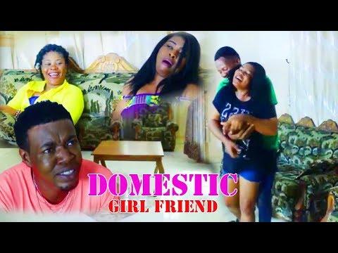 Domestic Girl  || 2017 Love Button Latest Nigerian Movie