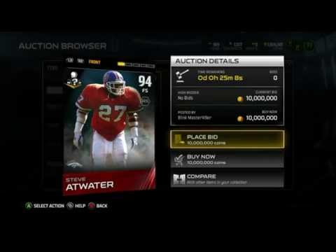 Madden 15 Ultimate Team ::  ELITE MYSTERY 94 Overall Steve Atwater!