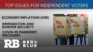 Pollsters say Democrats need to focus on independent voters