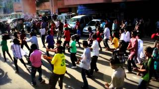 PSY (싸이) - Gangnam Style (강남스타일) Flash Mob Dhaka, Bangladesh - The Project Official Video (HD)
