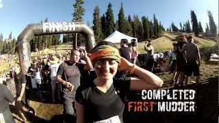Tough Mudder NorCal 2012 - Northstar: 8 bit Mudders