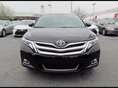 2016 toyota venza v6 awd limited model in black 0218 review and walk around youtube. Black Bedroom Furniture Sets. Home Design Ideas