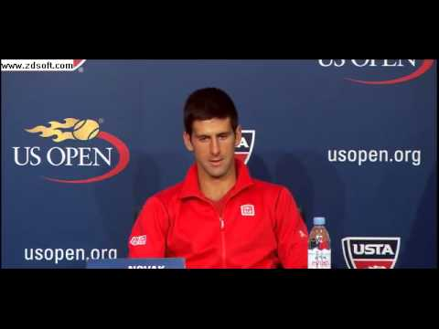 USOPEN2013:Novak Djokovic SAYS Rafael Nadal NO:1
