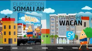 Filim Cartoon Somali ah ''Jablaala'' - Q:1