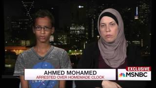 Ahmed and His Clock. A Synopsis. Part 2