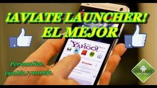Aviate Launcher de Yahoo || ¡EL MEJOR!