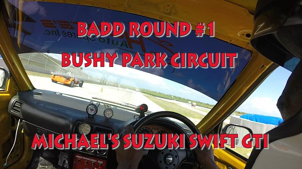 VIDEO - BADD Round #1 2017 - Michael Suzuki Swift at