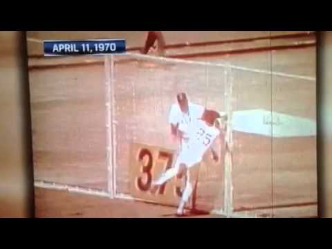 Willie Mays catch at Candlestick
