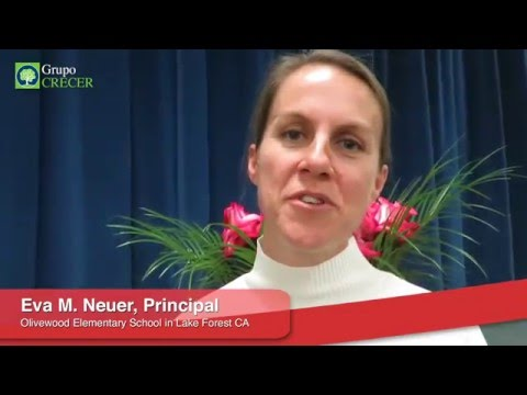 Testimonial Eva M. Neuer | Olivewood Elementary School | Grupo Crecer